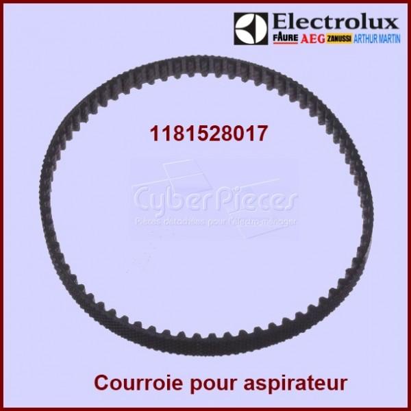 Courroie aspirateur 1181528017