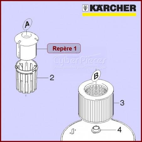 Flotteur Aspirateur KARCHER 9.037-076-0