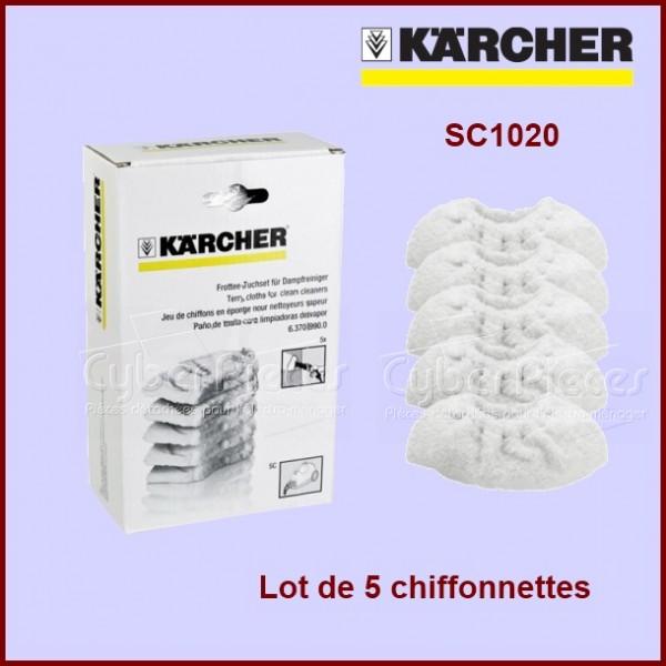 Jeu de chiffons en éponge Kärcher 63709900
