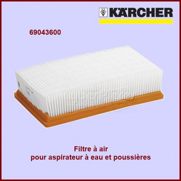 Filtre à air Kärcher 69043600