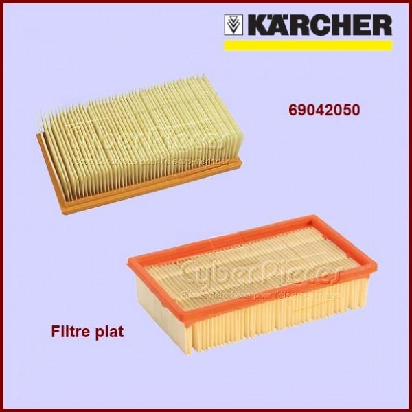 Filtre plat neutre Kärcher 69042050