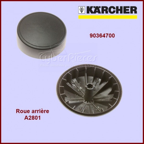 Roue arrière Kärcher 90364700