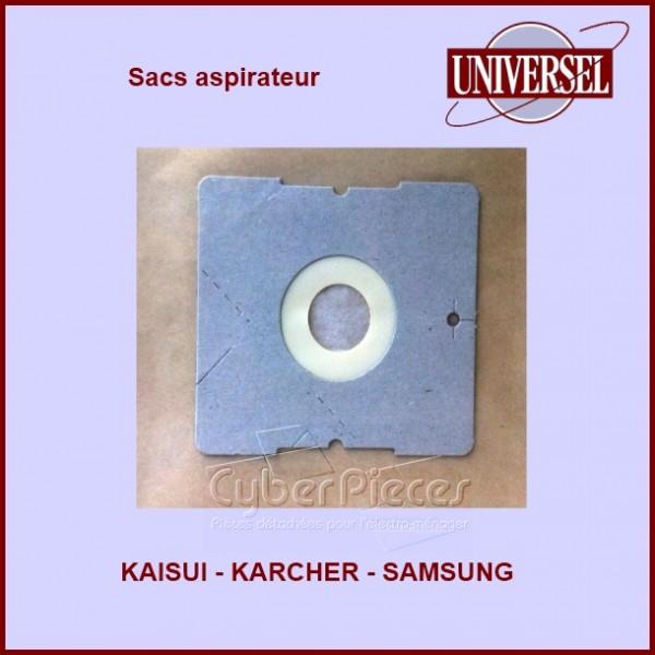 sacs aspirateur adaptable kaisui karcher samsung pour. Black Bedroom Furniture Sets. Home Design Ideas