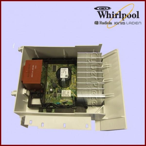 Platine de commande Moteur AKO 451-968  Whirlpool 481221479871