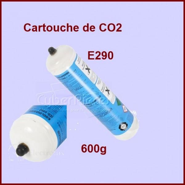 Bouteille de CO2 600gr E290 50292624009