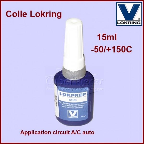 Colle LOKPREP Pour raccord LOKRING Flacon de 15ML