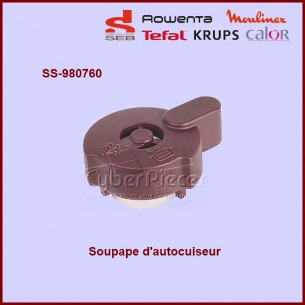 Soupape de fonctionnement de cocotte SEB SS-980760