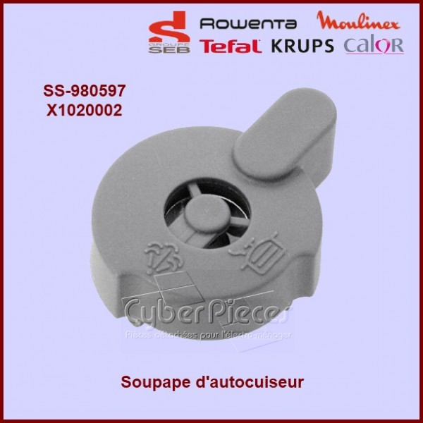 Soupape cocotte  Clipso Easy SEB SS980597 - X1020002