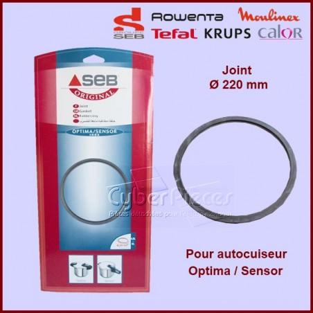 Joint de Cocotte Sensor Optima SEB 790362 - 792765