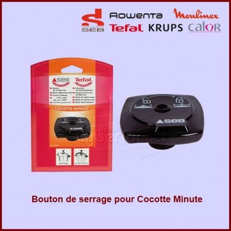 Bouton De Serrage Noir pour Cocotte Authentique SEB 790071