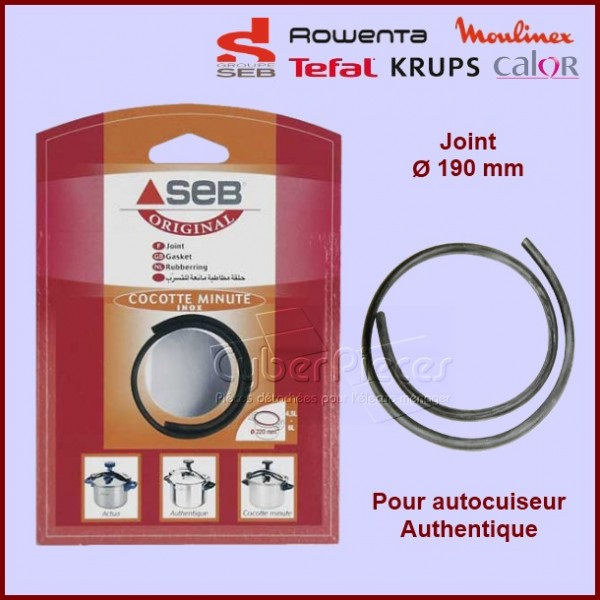 Joint de Cocotte Authentique SEB 790135