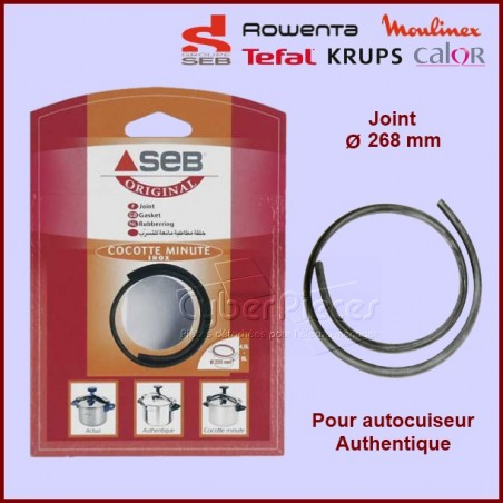 Joint de Cocotte Authentique SEB 790138