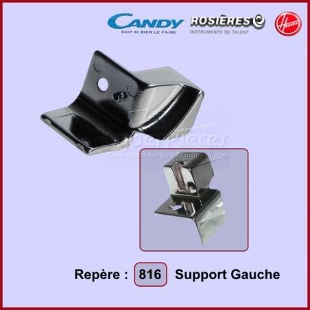 Support Gauche (repère 816) 92735018