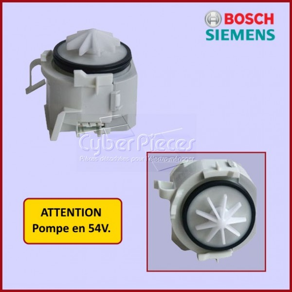 Pompe de vidange d 39 origine 00611332 blp3 pour pompe de - Vidange machine a laver ...