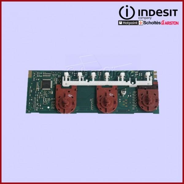 Carte de Commande Indesit C00143332