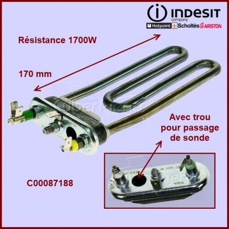 Thermoplongeur 1700W -  C00087188