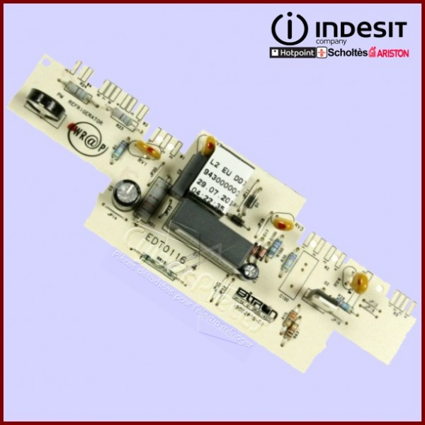 Carte Thermostat Electronique C00258772