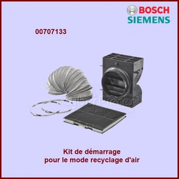 Kit de démarrage pour mode recyclage d'air 00707133