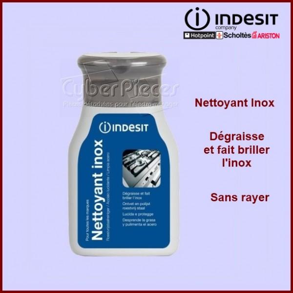Nettoyant Inox Indesit C00091090