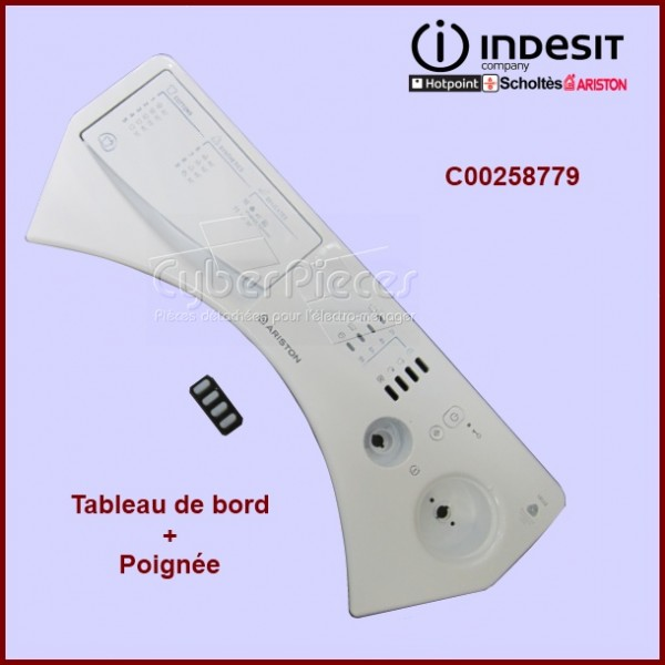 Tableau de bord + poignée C00258779