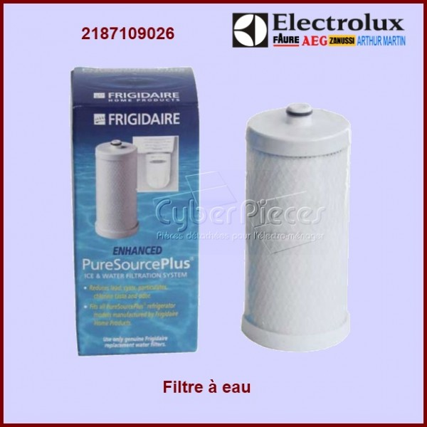 Filtre à eau Electrolux 2187109026