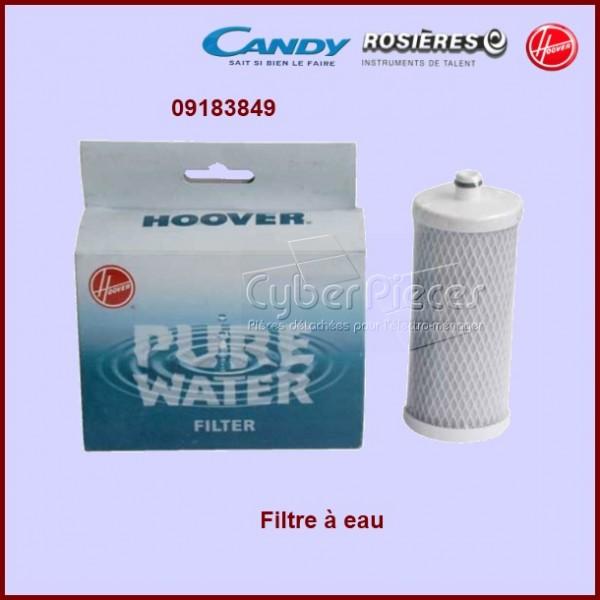 Filtre à eau Candy / Hoover  09183849