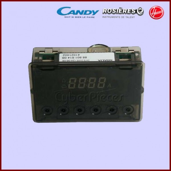 Programmateur Candy / Hoover 41021402