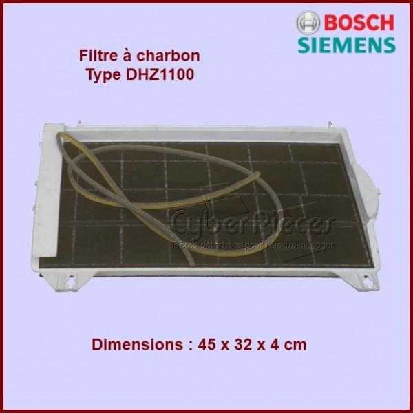 Filtre à charbon Type DHZ1100