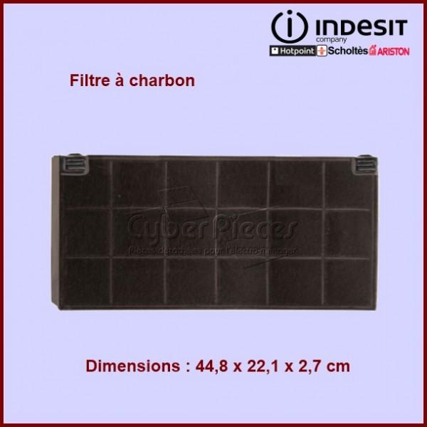 Filtre à charbon C00081378