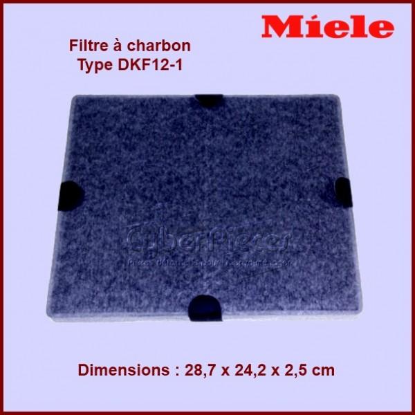 Filtre à charbon Type DKF12-1