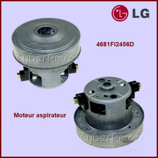 Moteur aspirateur LG 4681FI2456D***EPUISE***
