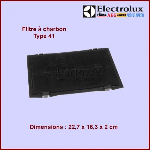 Filtre à charbon Type 41 - 4055007688