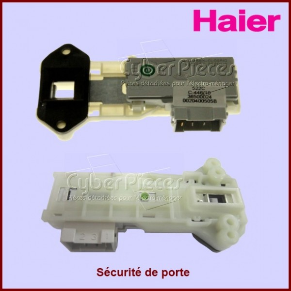 Sécurité de porte Haier 0020400505