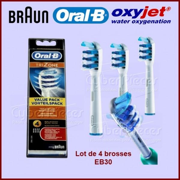 Brosse à dents Trizone EB30 - 80217895