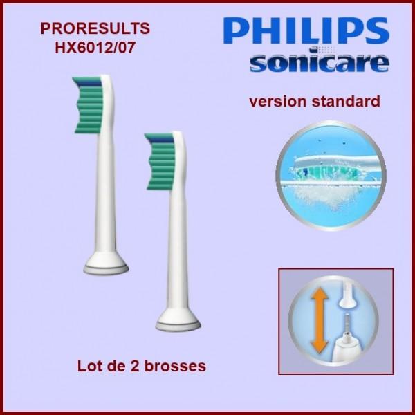 Brosse à dents Sonicare Proresults STANDARD - HX601207