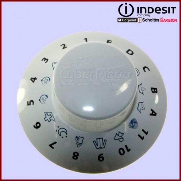Bouton Programmateur Blanc PW ARSF C00259504