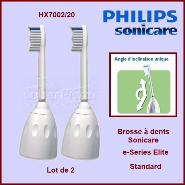 Brosse à dents e-Series Elite HX7002/20 hx7022
