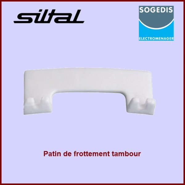Patin de frottement en plastique SO44702 12152