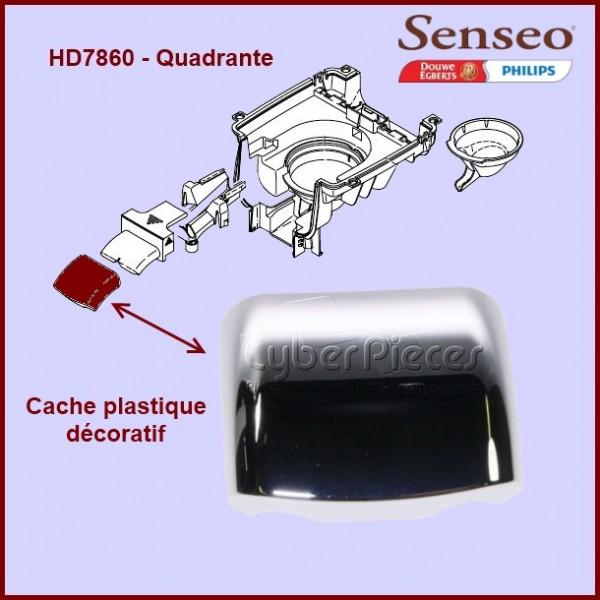 Cache plastique Senséo HD7860 - 422224761590