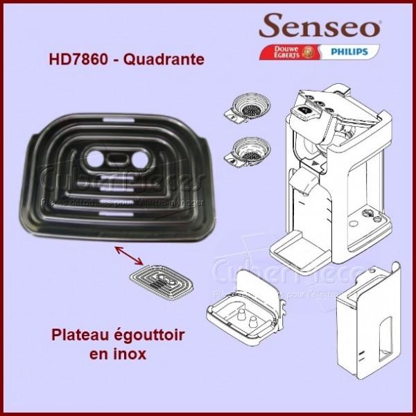 Plateau égouttoir Senseo HD7860 - 422224000460