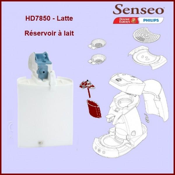 Réservoir à lait Senseo HD7850 - 422225948791