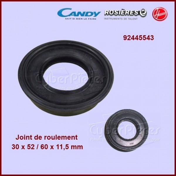 joint spy 30x52 60x11 5 candy 92445543 pour joint d axes machine a laver lavage pieces detachees. Black Bedroom Furniture Sets. Home Design Ideas
