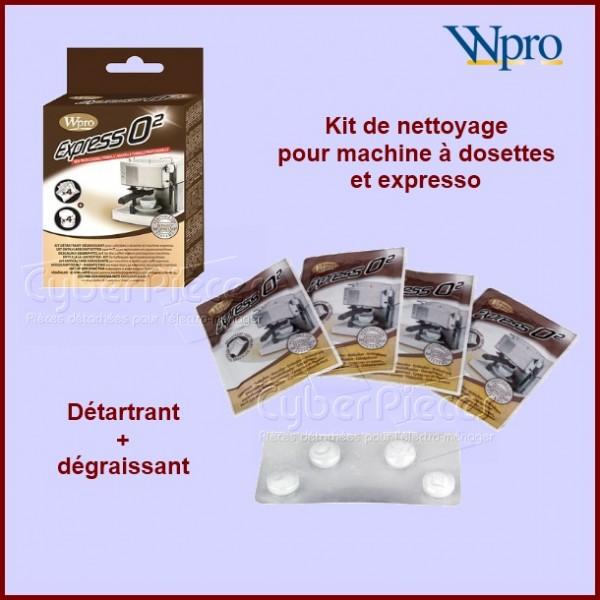 Détartrant / dégraissant machine à café - 484000000934