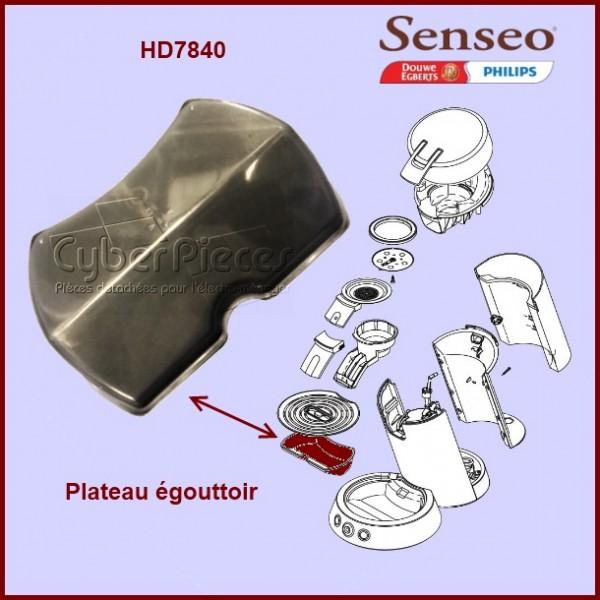 Plateau égouttoir Senseo HD7840 - 422224738360