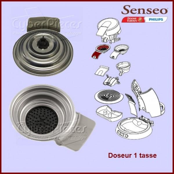 Support de filtre 1 tasse Senseo HD7850 - 422225943890