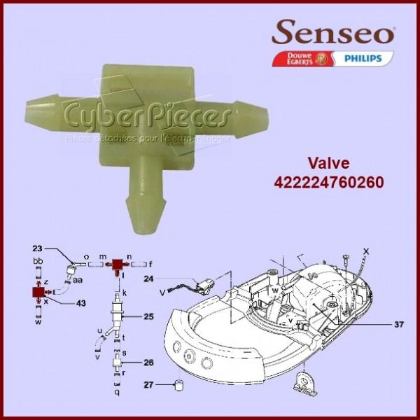Valve Senseo HD7850 - 422224760260