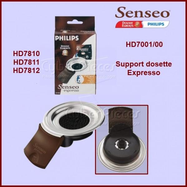support dosette senseo expresso hd7001 00 pour senseo. Black Bedroom Furniture Sets. Home Design Ideas