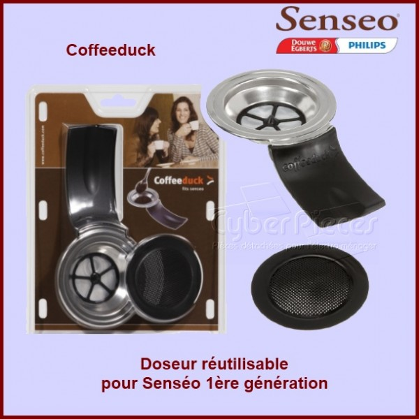 Kit Senseo Coffeeduck 1ère génération - 2790000438