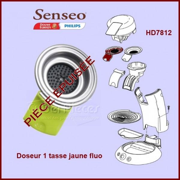 Doseur 1 tasse Jaune Fluo Senseo - 422225932870