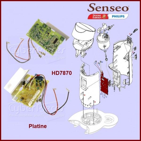 Platine Senseo - 422225951853